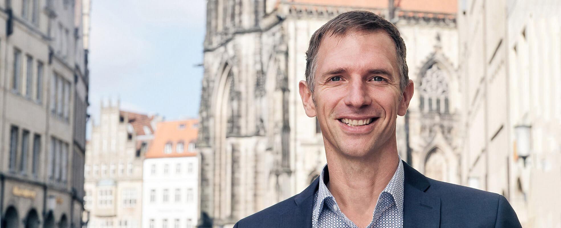 Coaching Münster, Dr. Marc Lindart